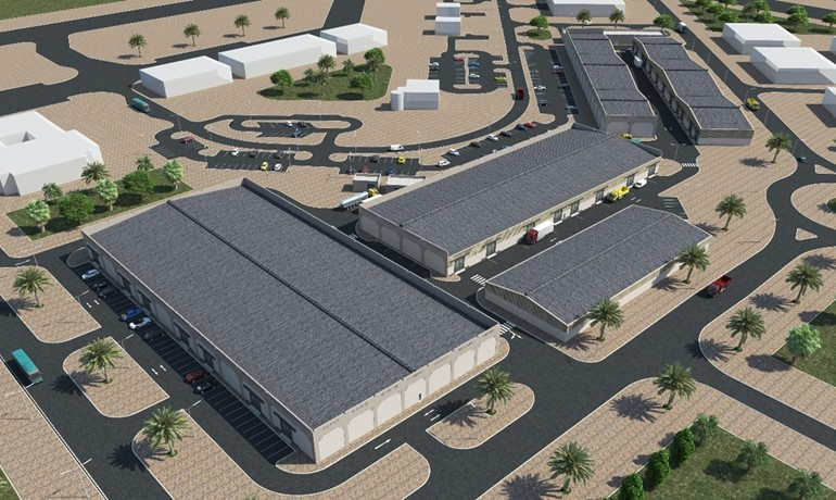 The Delma Business Park